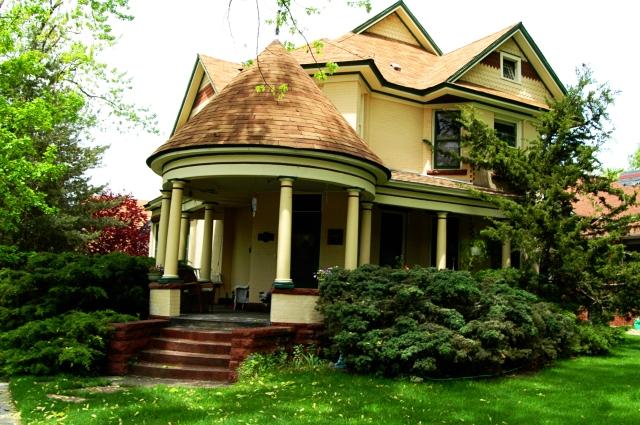 M.J. Perrin House