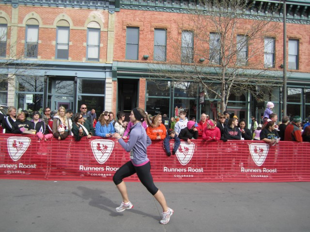 Running The Colorado Half-Marathon