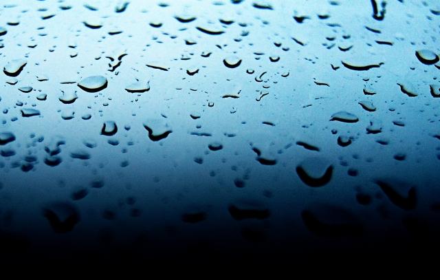 Rain Drops Gradient