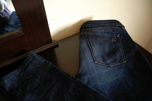 Karen High Rise Skinny Jeans