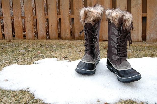 Joan of Arctic Boots from Sorel